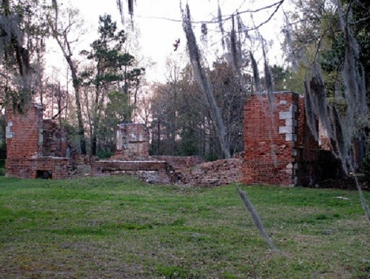 Ruins at Crowfield